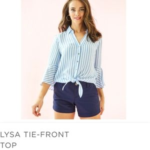 Lilly Pulitzer Lysa Top